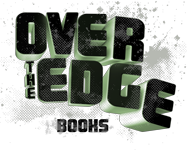 Over The Edge Books logo