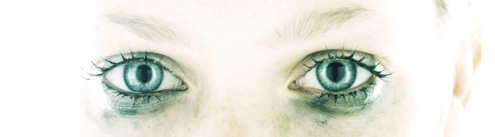 Unframed Eyes